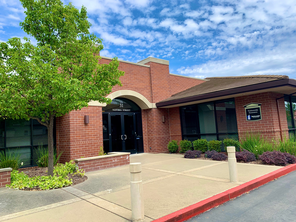 31 Natoma Street, Folsom CA - Carlson O'Connell Commercial Real Estate
