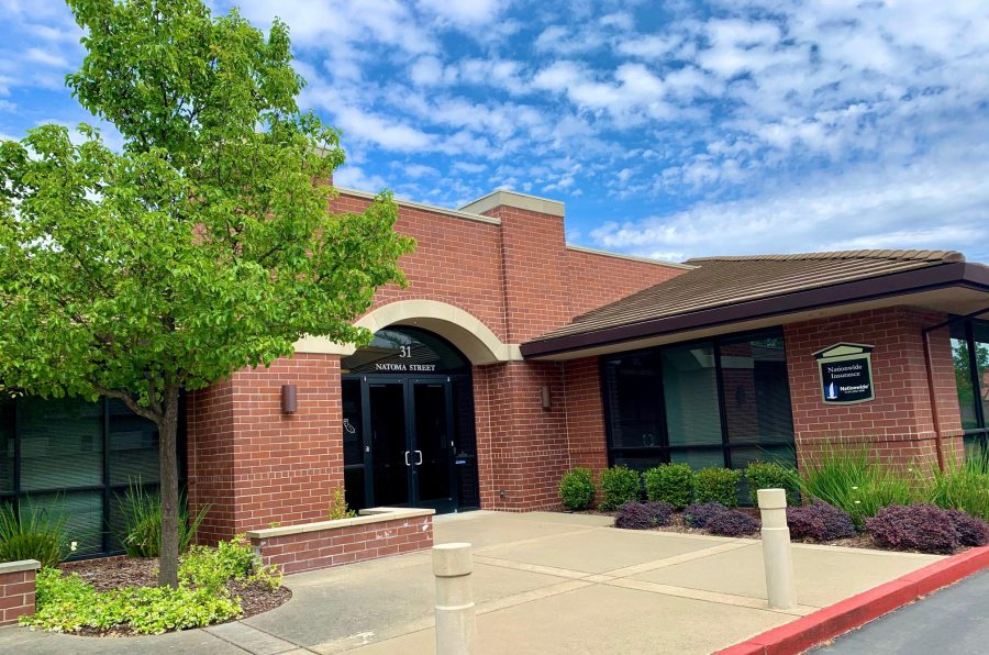office building for sale at 31 Natoma Street, Folsom CA 95630