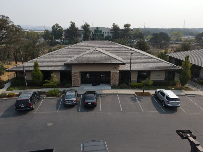 office building for sale at 1847 Iron Point Road, Folsom CA 95630