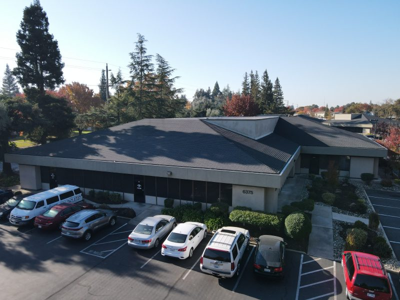 office building for sale or lease at 6375 Auburn Blvd, Citrus Heights CA 95621