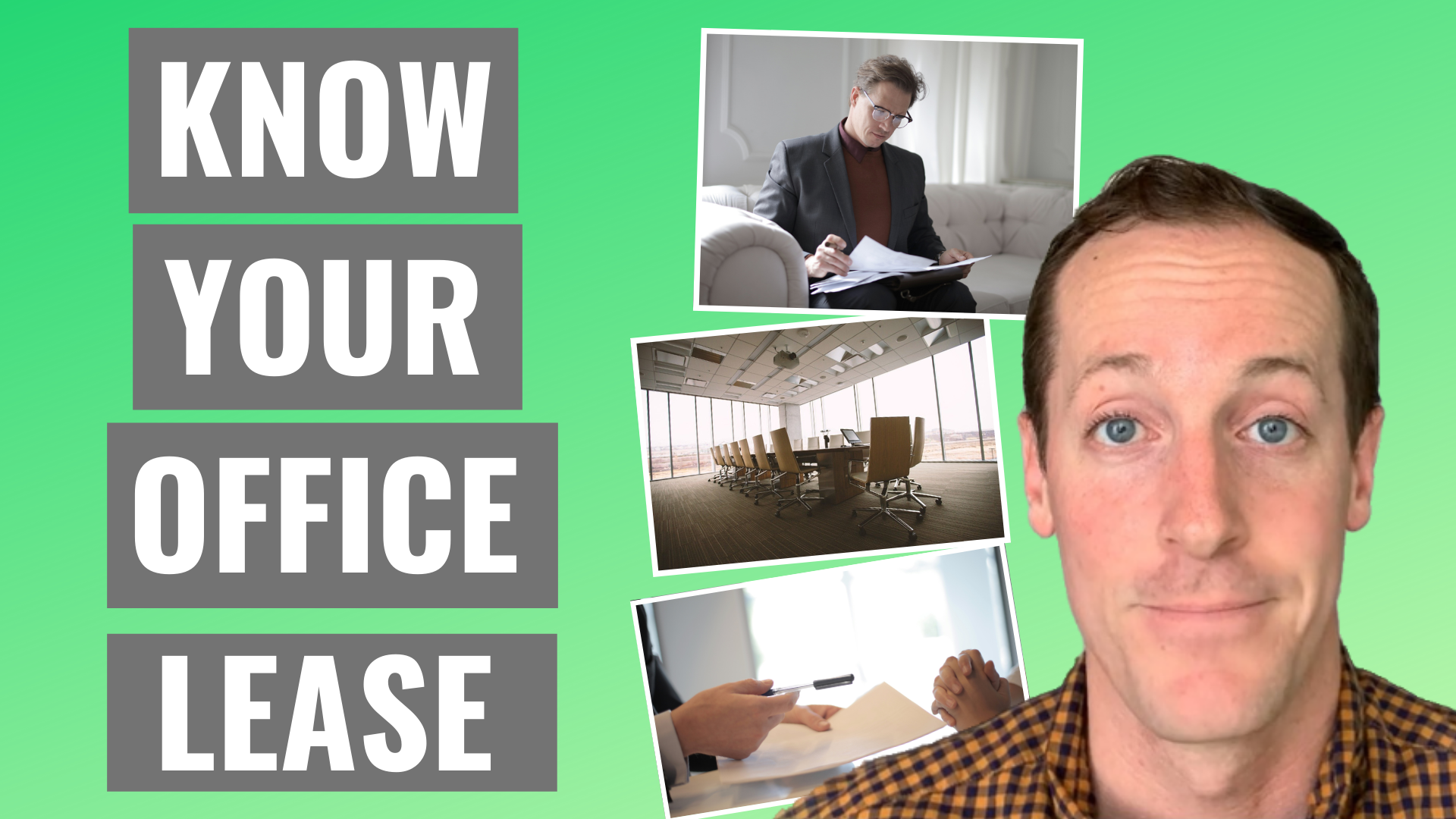 When is my commercial office lease up? Tips to help business owners find their perfect office space.