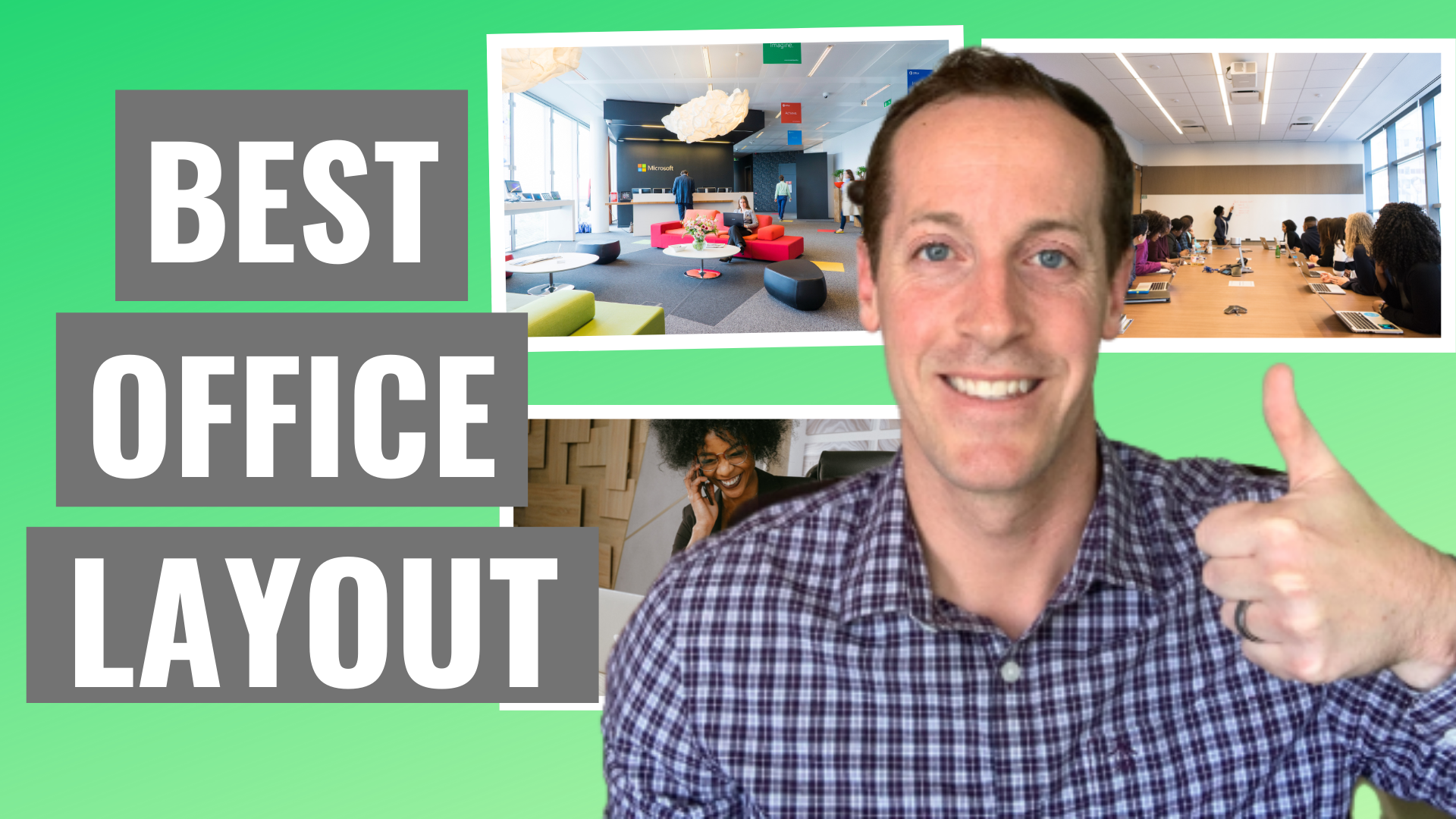What Is The Best Office Space Layout? Tips To Help Business Owners Find Their Perfect Office Space