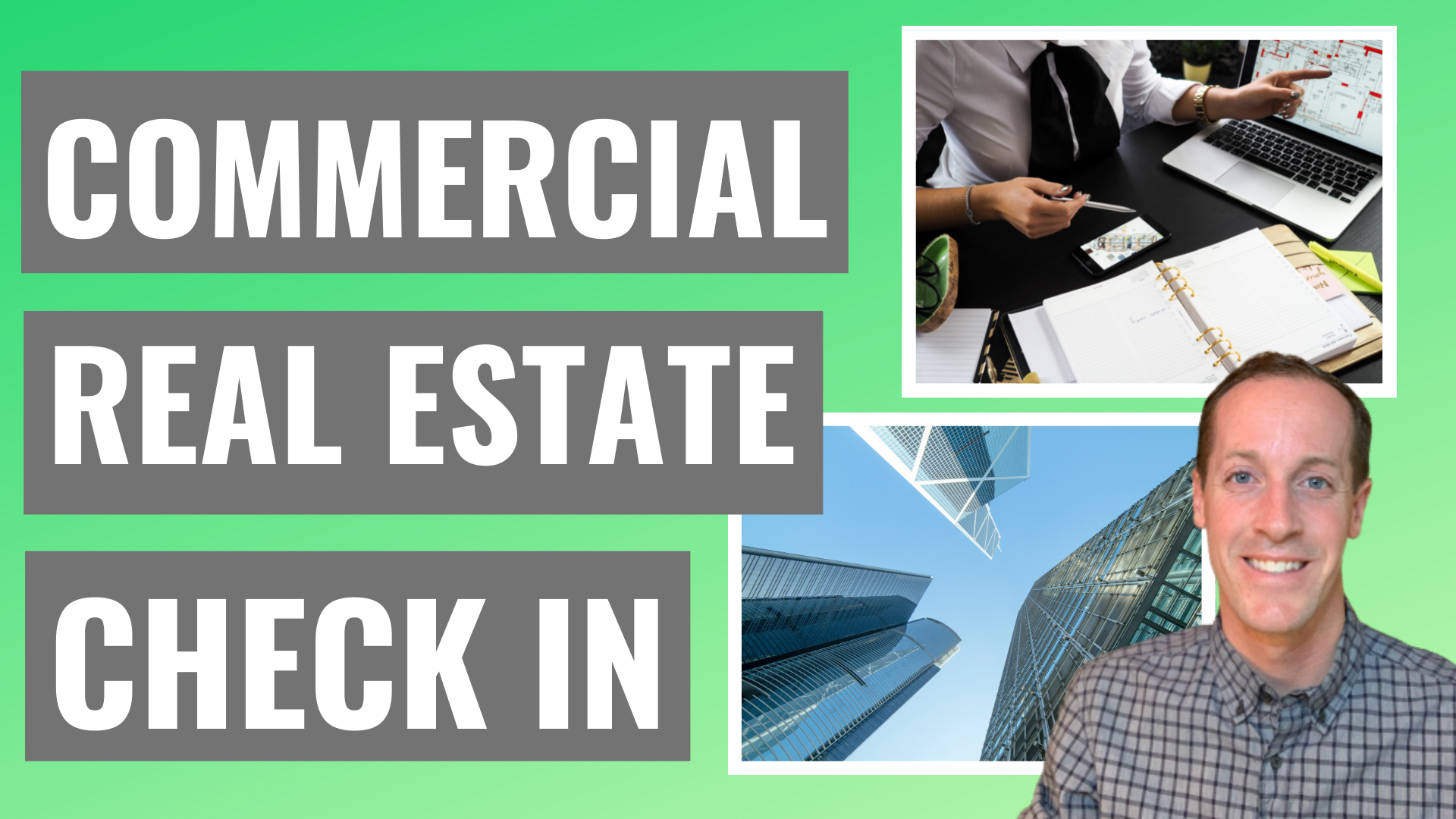 Commercial Real Estate Check In - Carlsen O'Connell Commercial Property Real Estate in Folsom
