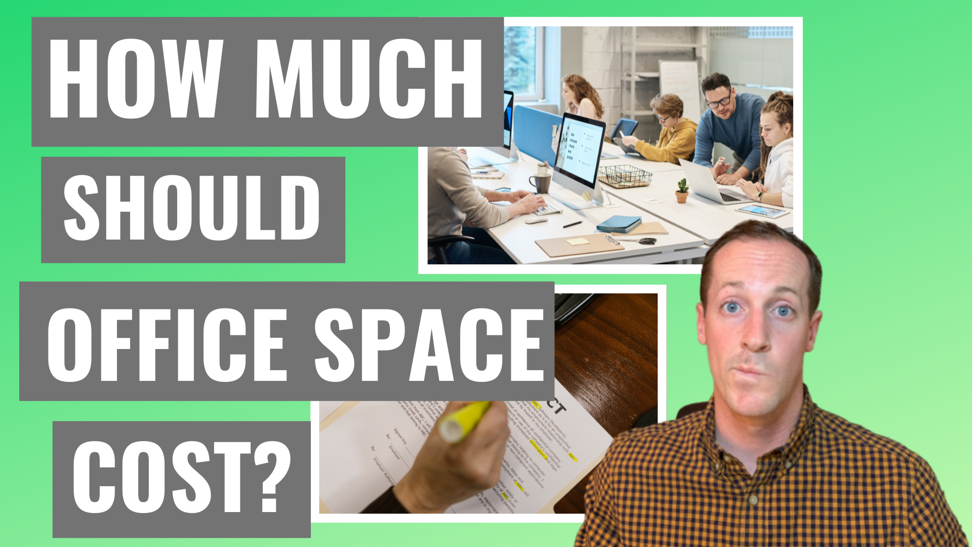 How Much Should I Pay For Office Space?