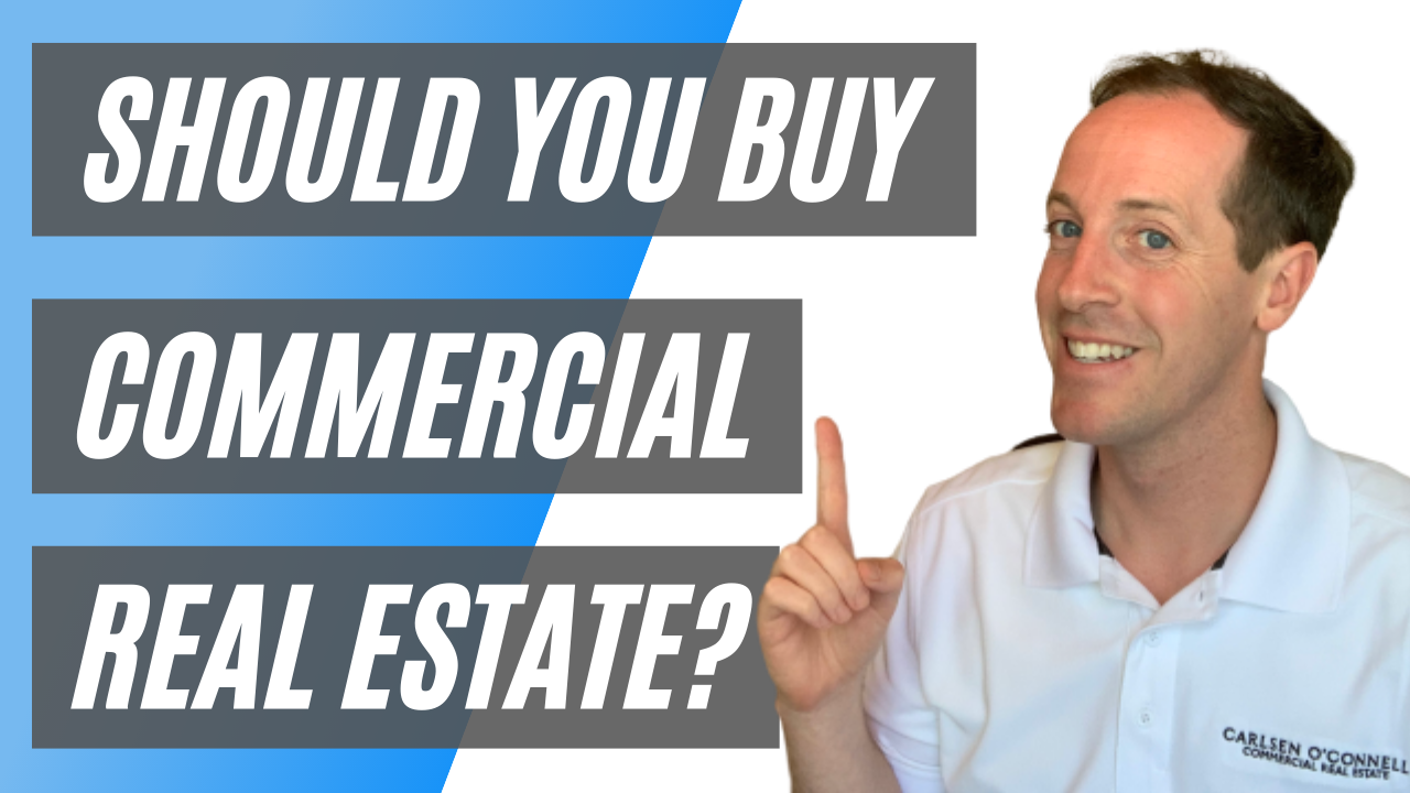 Should You Buy Commercial Real Estate? - Commercial Real Estate Investing For Business Owners