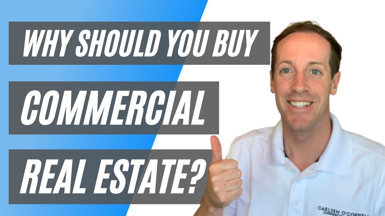 Why Should You Buy Commercial Real Estate? - Commercial Real Estate Investing For Business Owners
