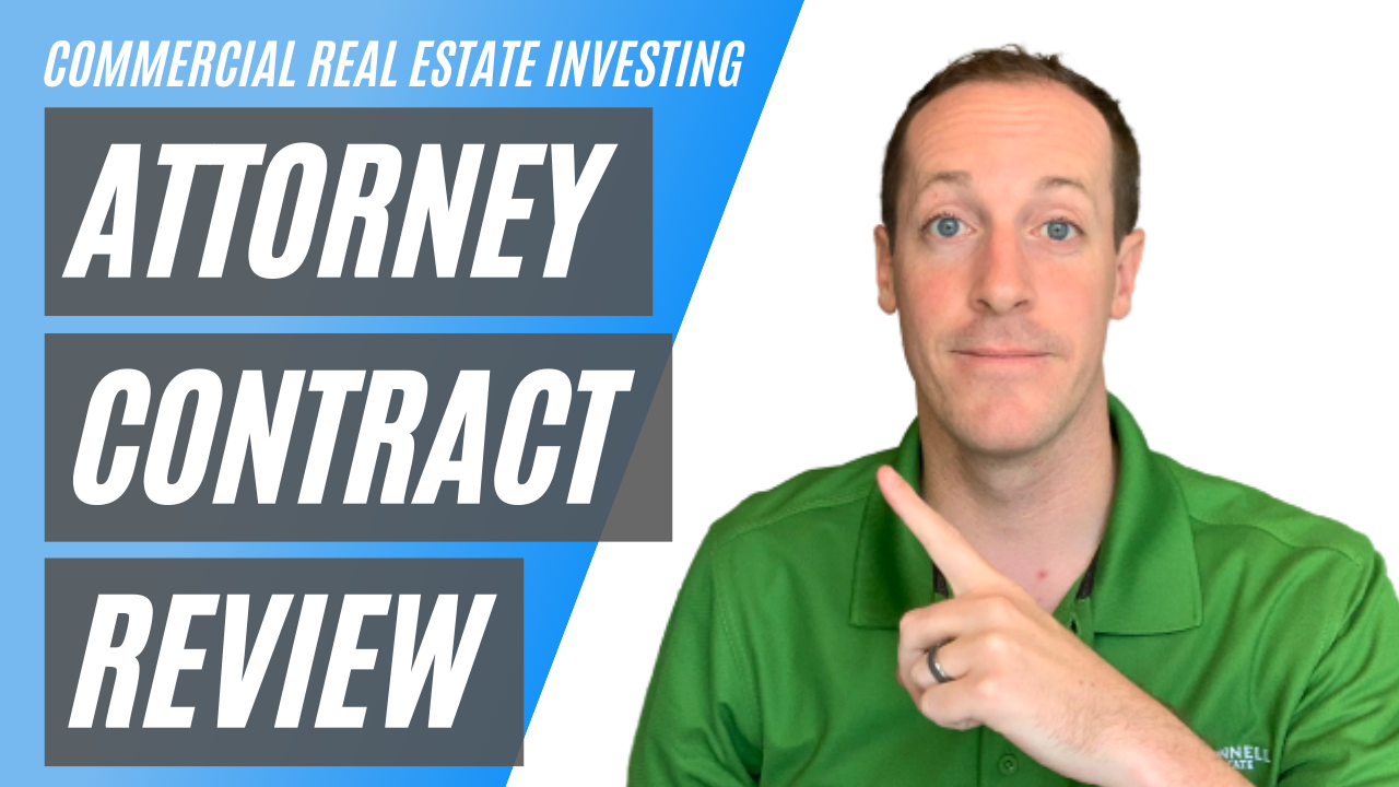 Attorney Contract Review - Commercial Real Estate Investing For Business Owners