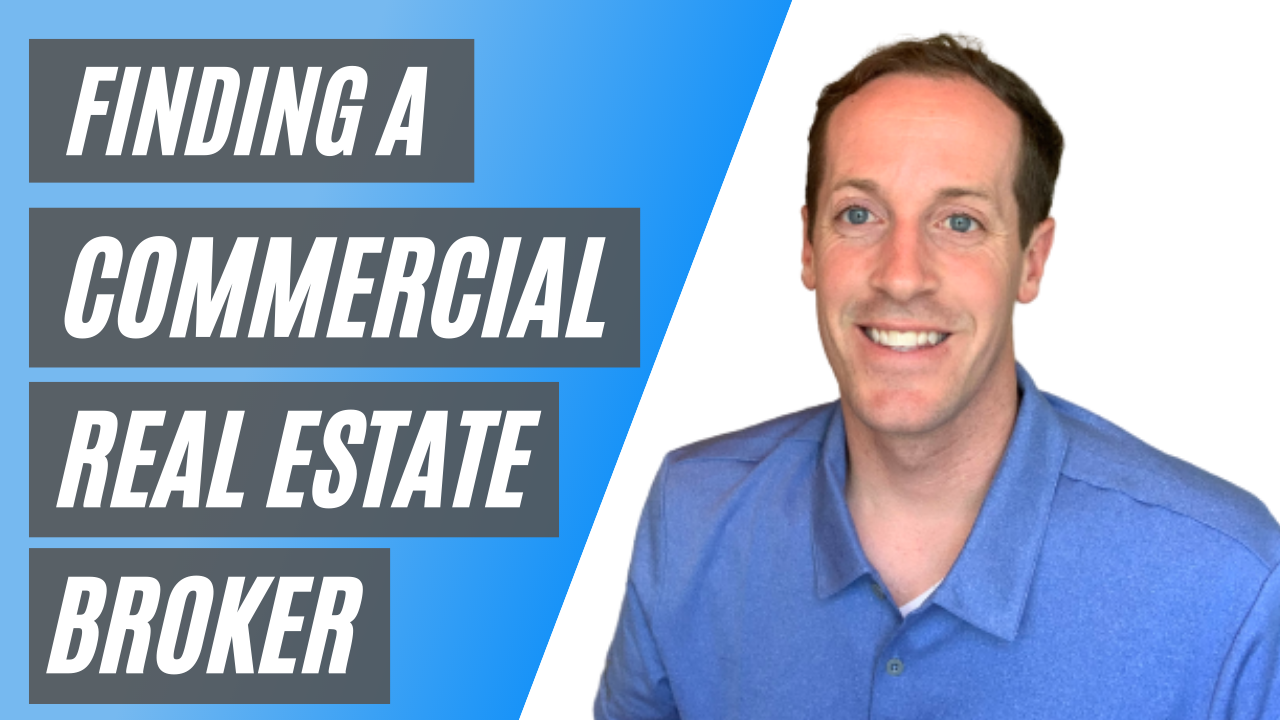 Find A Commercial Real Estate Broker - Commercial Real Estate Investing For Business Owners