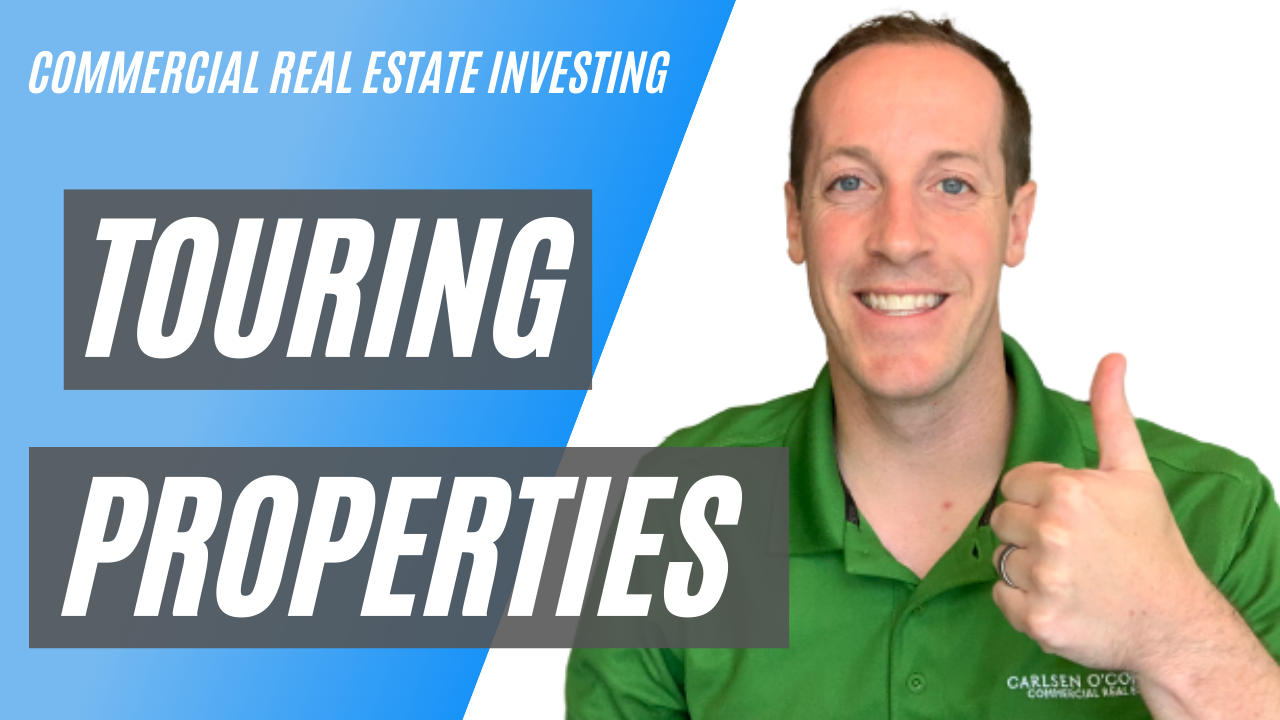 Touring Properties - Commercial Real Estate Investing For Business Owners